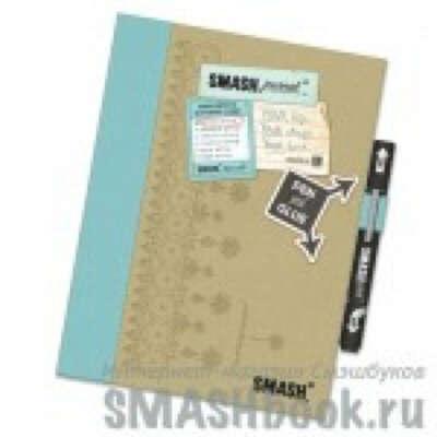 Купить блокнот СМЭШбук SMASH* K&Company в России