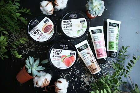 Натуральная косметика Organic Shop