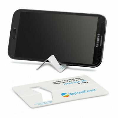 TC Business Card Phone Stand