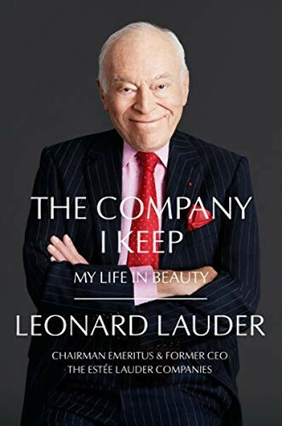 The Company I Keep: My Life in Beauty- Buy Online in Singapore at Desertcart
