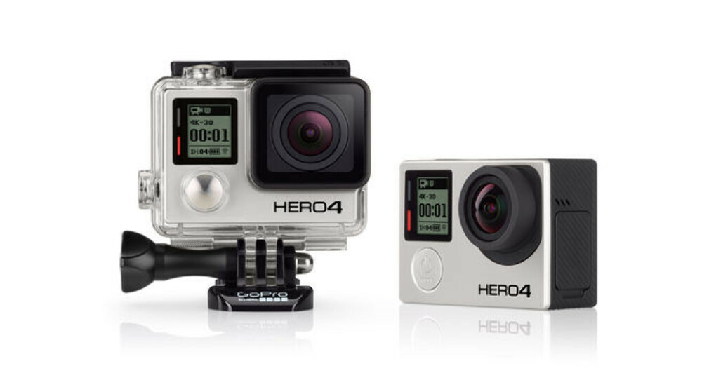 GoPro HERO 4 Black Edition - хочухочухочу