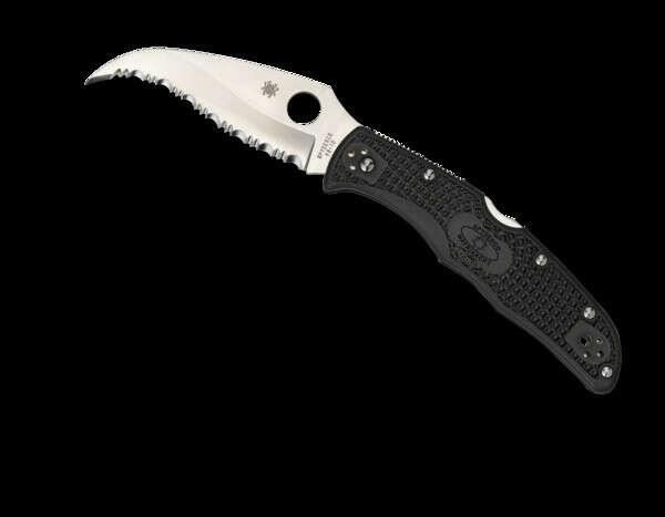 Нож складной SPYDERCO MATRIARCH 2 C12SBK2