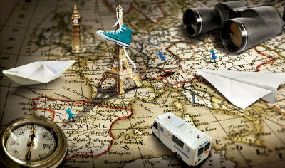 Я хочу путешествовать по всему миру!