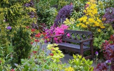 my own secret garden