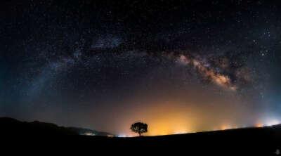 Научиться фотографировать млечный путь