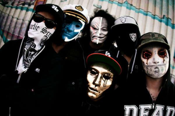 Побывать на концерте Hollywood Undead