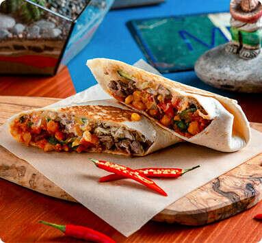 Bros Burritos – сеть кафе мексиканской кухни в формате Street Food.
