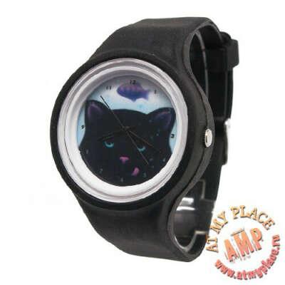 Силиконовые часы Cat's Dream