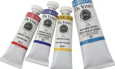 Набор масляных красок Da Vinci