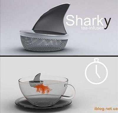 Заварник - акулу