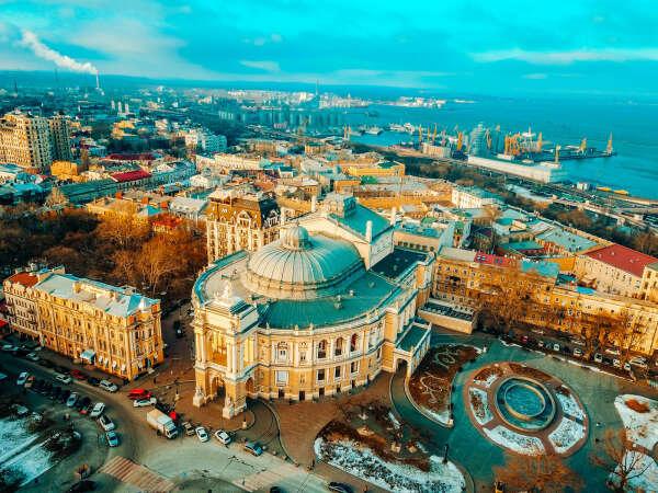 Поездка в Одессу