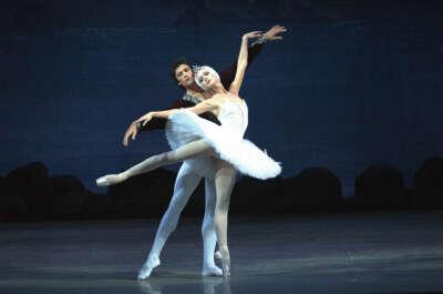 Попасть на классический балет