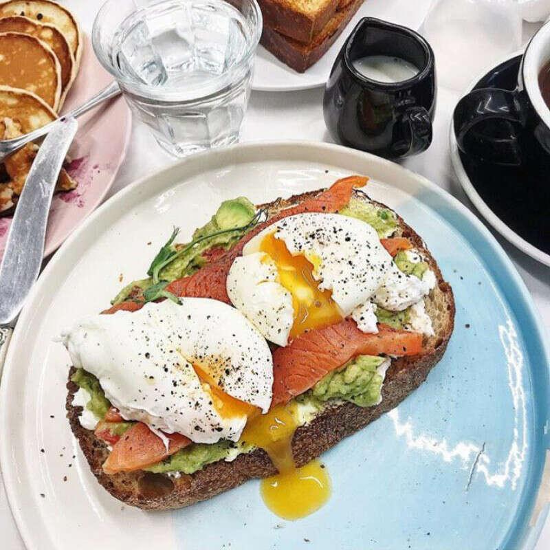 Завтрак в Eggsellent