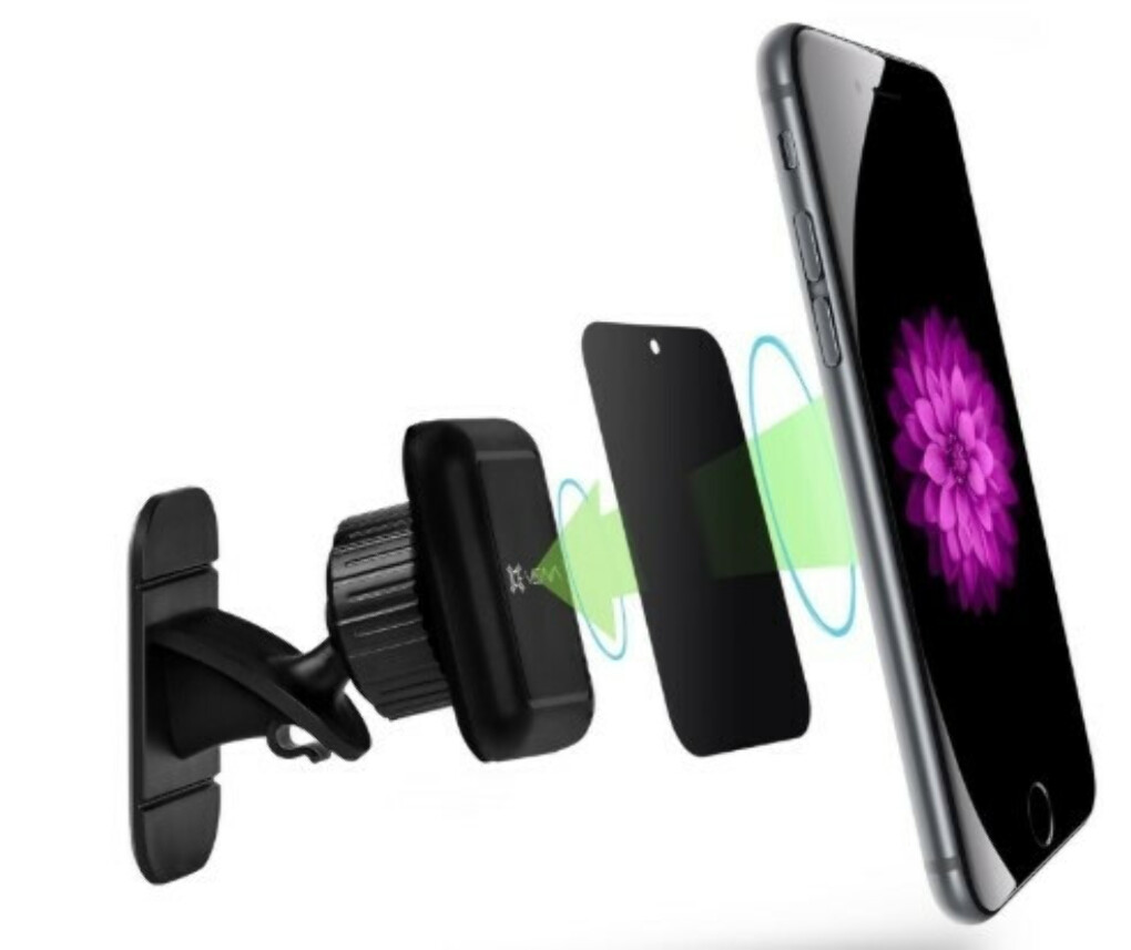 4Netic Magnetic Dashboard Car Mount