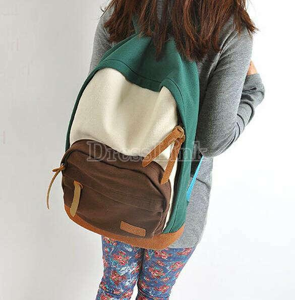 Красочный рюкзак