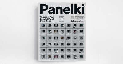 Panelki : Construct Your Socialist Prefab Panel Block - by Zupagrafika