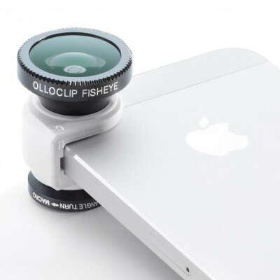 Объектив для iPhone 5