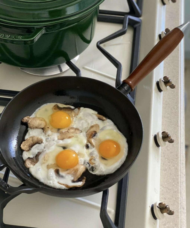 Сковорода staub