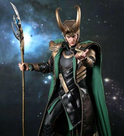 Hot Toys Loki Avengers Movie