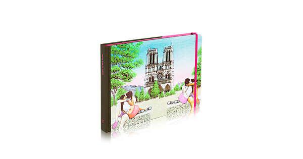 КНИГА ПУТЕШЕСТВИЙ (TRAVEL BOOK), ПАРИЖ