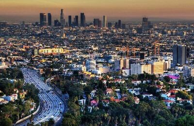 Хочу поехать в Los Angeles