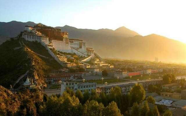 Побывать в Тибете