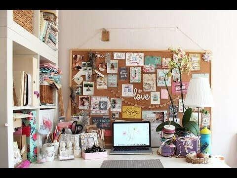 Уютное, организованное пространство для творчества