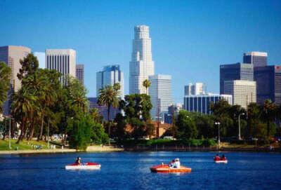 Поехать в Лос Анджелес