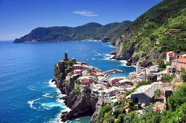 Побывать в Италии