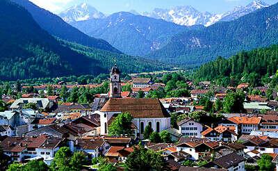 Поездка в Германию на осенние каникулы