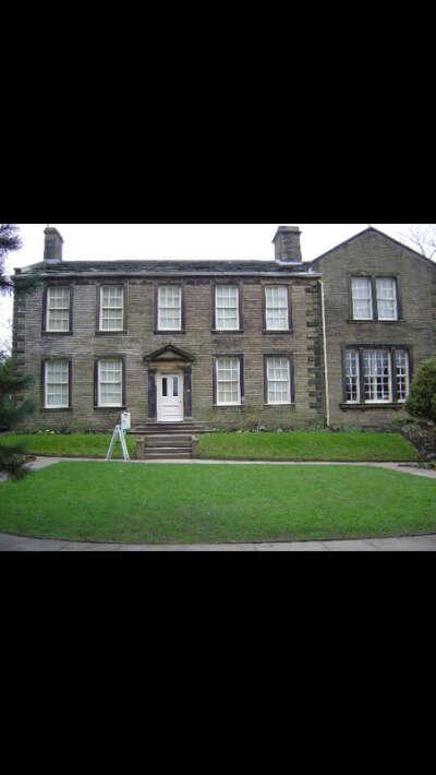 Музей сестер Бронте в Йоркшире