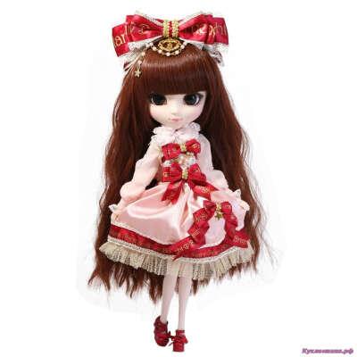Мисако Аоки кукла Пуллип - Интернет-магазин кукол Монстер Хай - Кукломания