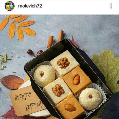 Десерты из Molevich