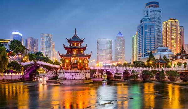 Побывать в Китае