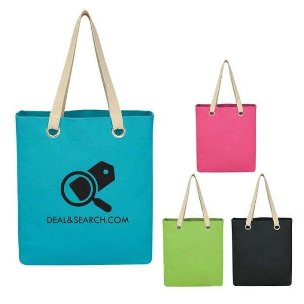 Custom Printed Tote Bags in Bulk - FemmePromo!