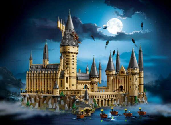 Конструктор LEGO Хогвартс