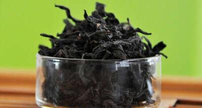 Чай черный и зеленый