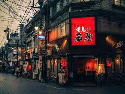 Хочу поехать в Японию
