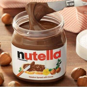 Банка Nutella