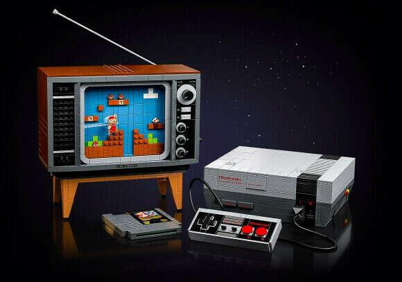 Lego //Nintendo Entertainment System™