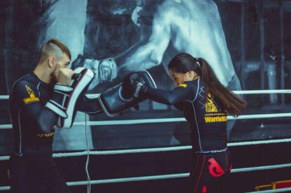 Я хочу заниматься с тренером боксом