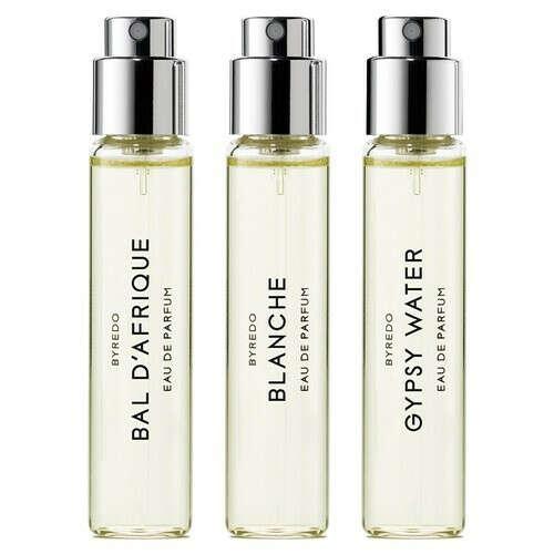 Byredo Набор парфюмерной воды LA SÉLECTION NOMADE купить по цене от 7480 руб в интернет магазине SEPHORA   100192