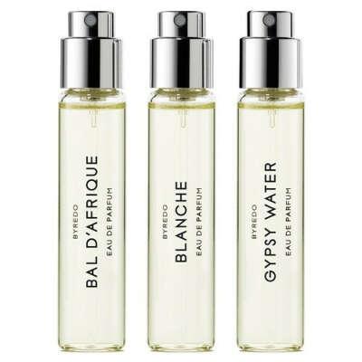 Byredo Набор парфюмерной воды LA SÉLECTION NOMADE купить по цене от 7480 руб в интернет магазине SEPHORA | 100192