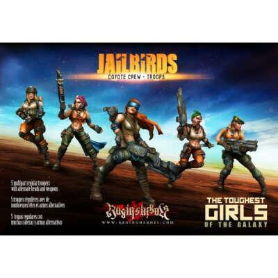JAILBIRDS - COYOTE CREW - TROOPS