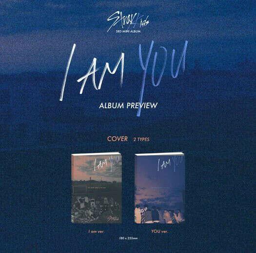 Альбомы Stray Kids — I Am You