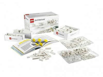 LEGO® Architecture: Студия LEGO (ЛЕГО) - купить в Сети сертифицированных магазинов LEGO