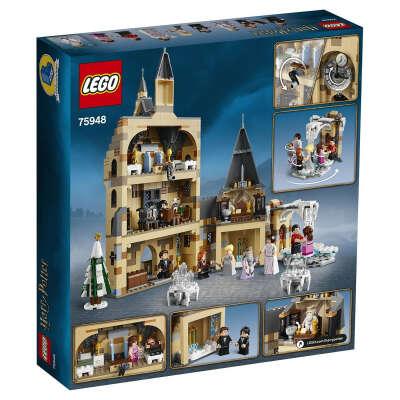 LEGO / Конструктор LEGO Harry Potter 75948 Часовая башня Хогвартса