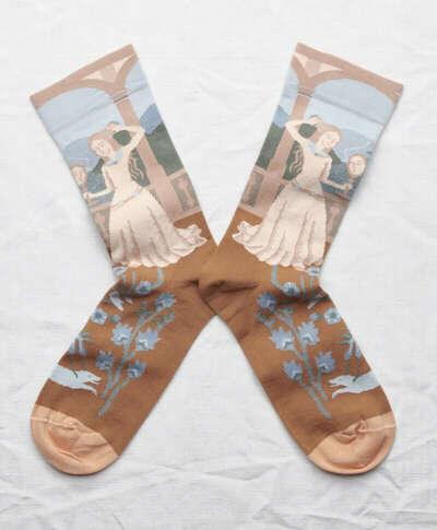 Носочки красивые 😍