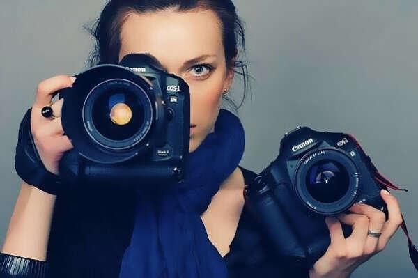 закончить курсы фотографа