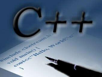 С ++  язык программирования